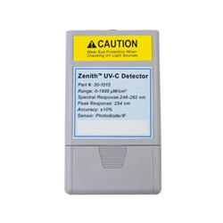 Zenith UV-C Detector Back