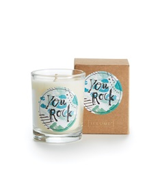 You Rock Votive Candle