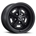 15 x 7 Magnum 500 Alloy Wheel, 5 on 4.5 BP, 4.25 BS, Stealth Black