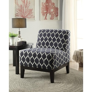 59501 ACCENT CHAIR