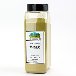 Rosemary, Ground - 9 oz