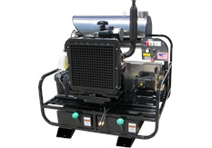 Pressure Washers, Hot Water