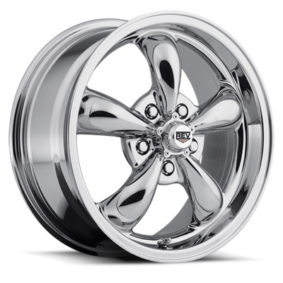 100 Classic Series 18x9 5x120.65 - Chrome