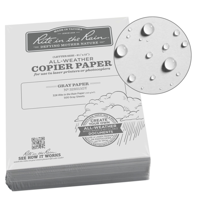 All-Weather Bulk Printer Paper