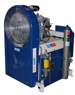 Bauer Compressors Vertecon Compressor System