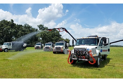 Spray Trucks & Parts