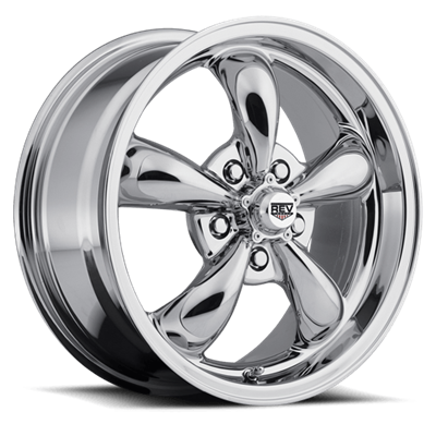 100 Classic Series 17x7 5x120.65 - Chrome