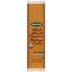 Whole Wheat Spaghetti, Organic - 1lb