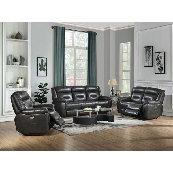 Superb Acme Furniture 54807 Imogen Power Motion Recliner Short Links Chair Design For Home Short Linksinfo