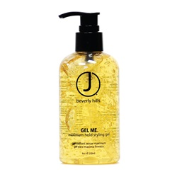J Beverly Hills Gel Me Hair Styling Gel, Retail