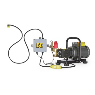 2.0HP 1500 PSI Cold Water (Comet Pump)