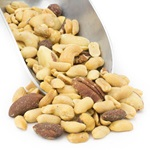 Mixed Nuts, 50% Peanuts - Roasted & Salted