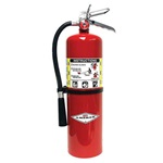 Amerex 10lb ABC Fire Extinguisher - W/ Wall Bracket