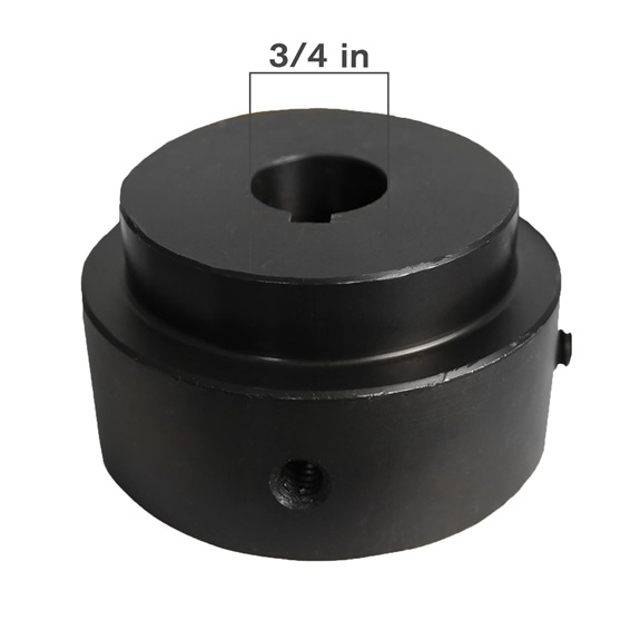 X-Series Hub Round Bore-BOOK