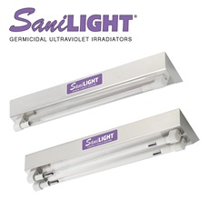 SaniLIGHT® UV Air and Surface Irradiating Fixtures