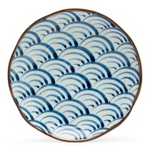 "SEIKAI NAMI WAVES 9"" PLATE"