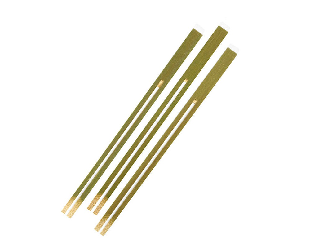 Bamboo Fruit Forks - 6""