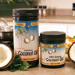 Omega Nutrition Organic Coconut Oil (32 oz)