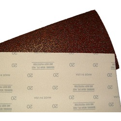 "12"" x 24"" PSA Abrasive Sheets - Fits Essex®, Squarbuff, Orbitec, Starbuff and Clarke®"