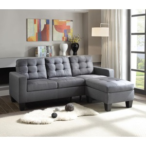 52775 SECTIONAL SOFA W/OTTOMAN