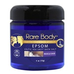 Rare Body® Muscle ease Bath Salt (4 oz)