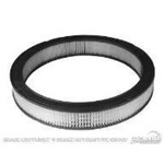 "Air Filter Element (Performance Type Replacement, 14"" dia x 2-1/4"")"