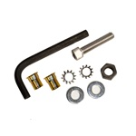 1964-70 Mustang Power Steering Frame Rail Nut Installation Kit