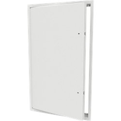 Draft Stop Access Door with Knurled Knob