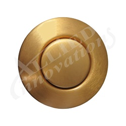 AIR BUTTON TRIM: #15 CLASSIC TOUCH, BRUSHED GOLD