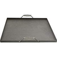 FMP Portable 4-Burner Stovetop Griddle