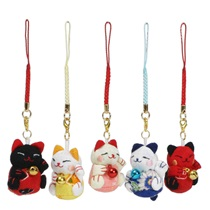 Fortune Cat Charms