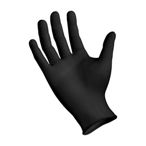 Sempermed® Nitrile Gloves Powder Free, Black