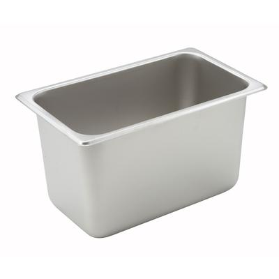 Winco SPQ6 Steam Table Pan 1/4 Size