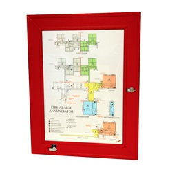 XL8 Indoor LED Graphic Annunciator