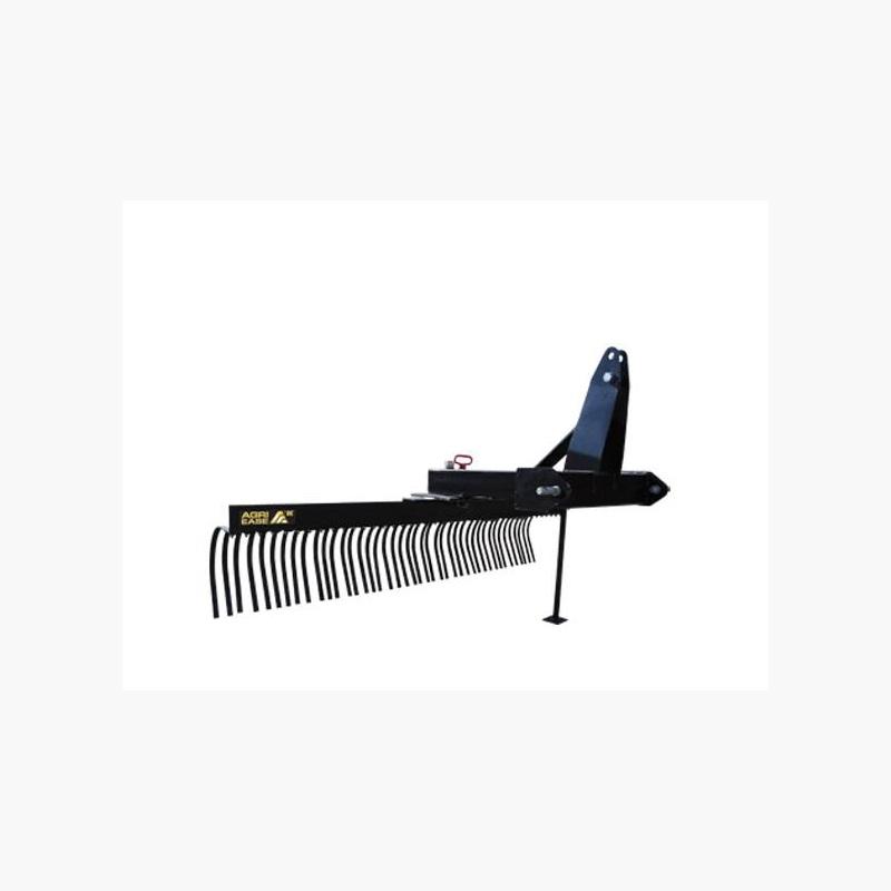 Braber Equipment - 3PT Landscape Rake