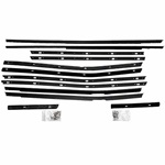 Window Felt Beltline Weatherstrip Kit
