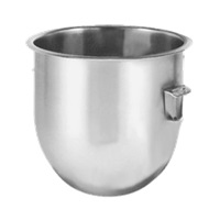 Hobart BOWL-HL20P 20 Qt Stainless Steel Bowl