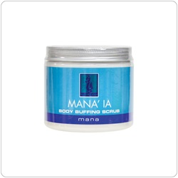 Pure Fiji Mana'ia Body Buffing Scrub for Men, Retail