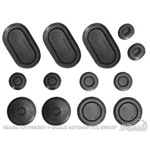 1971-73 Mustang Rubber Grommet Kit (13 pc)