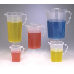 Graduated Pitchers (Bel-Art Scienceware 28990-92)