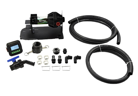 Dura-Pump™ Easy Caddy Tank Pumping System Kit