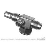 Service Valve (O Ring/Roto, Suction)