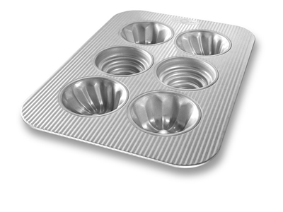 Variety Cakelet Pan - 6 Cup