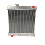 2-Row Aluminum Radiator (5.0)