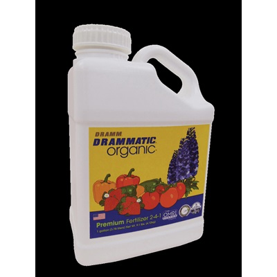 Drammatic Organic Premium Fertilizer