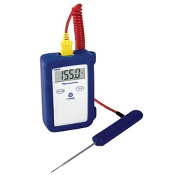 Foodcheck™ Digital  Thermocouple Thermometer  (Comark KM28)