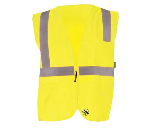 Self Extinguishing Solid Standard Vest