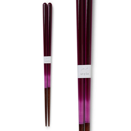 Chopsticks Ombre Purple