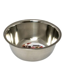 "Bowl 4.25"" Stainless Steel"