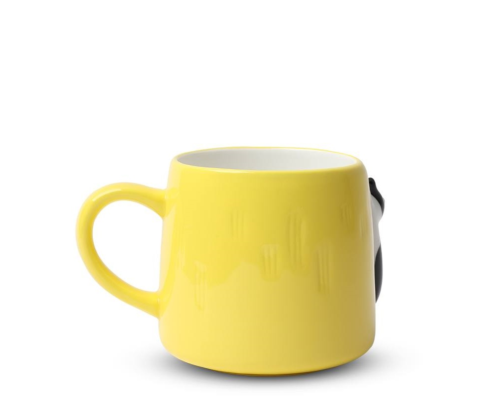 Mug - The Cat's Meow Yellow